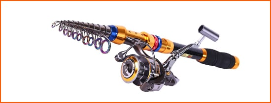 Telescopic Fishing Rod Reviews
