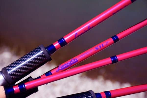 Pink Fishing Rod