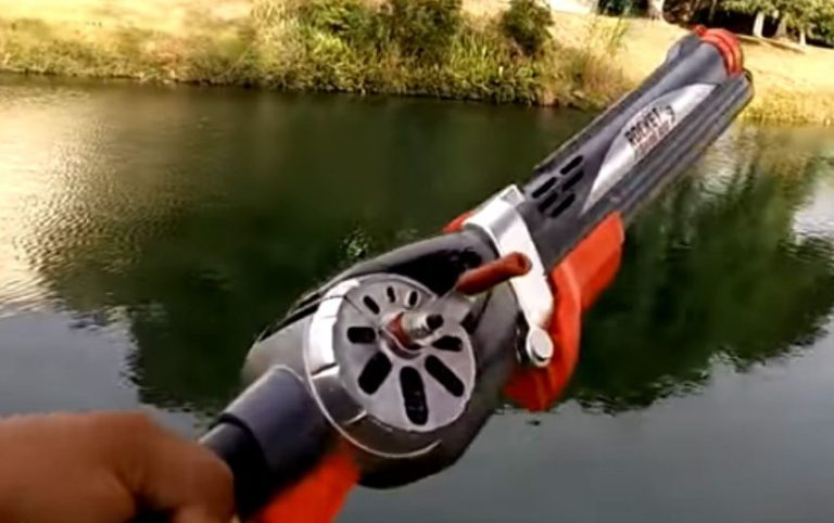 Rocket Fishing Rod-Enjoy Trouble-Free Fishing With An Automated Tool