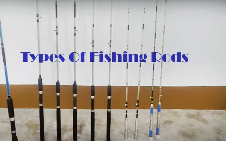 Types-Of-Fishing-Rods